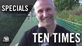 Ten Times mit Thomas Busch (ehemals Trainer Frankfurter FC Victoria)    MAINKICK.TV