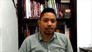 Alumni-Video: Rizqi Abdulharis aus Indonesien