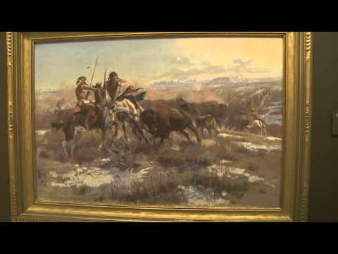 The Texas Bucket List Sid Richardson Museum Youtube