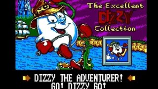 Game Gear Longplay [059] The Excellent Dizzy Collection