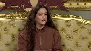 """Entrevista de ROSALÍA, """"EL MAL QUERER"""""""