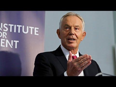 "Tony Blair warns Jeremy Corbyn not to fall into ""elephant trap"" general election"