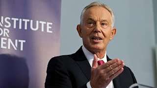 "Tony Blair warns Jeremy Corbyn not to fall into ""elephant trap"" general election"