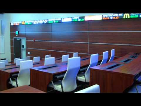 florida atlantic university trading room youtube