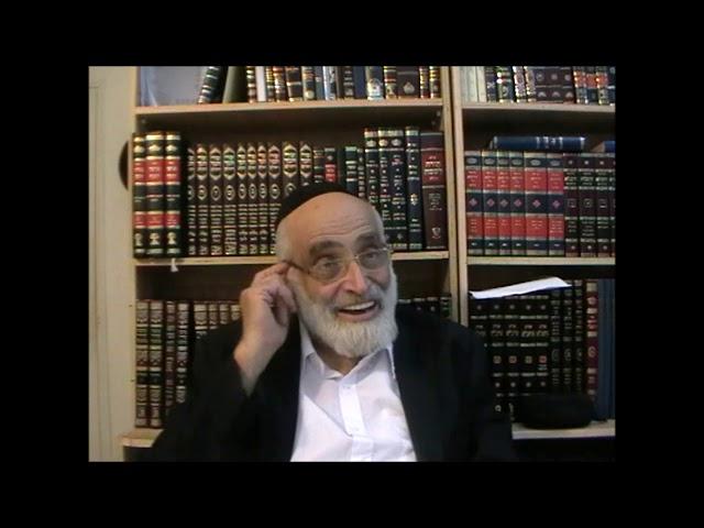 פרשת בחוקותי ה'תשע''ח - הרב יוסף שני שליט