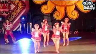 Melodias de Saya A / Final / XII Concurso Nacional de Sayas 2012 / Exal Producciones