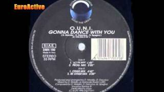 O.U.N.I. - Gonna Dance With You (Re Other Mix)