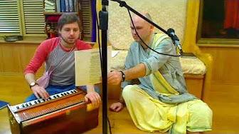 Шримад Бхагаватам 3.24.46 - Адоша Варши прабху