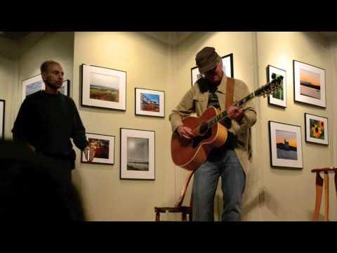 """Deep River Blues""  Thomas Earl Live at Morton's Acoustic Show"