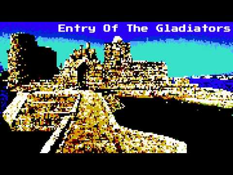 Raxlen Slice - Entry Of The Gladiators (8 Bit Chiptune Circus)