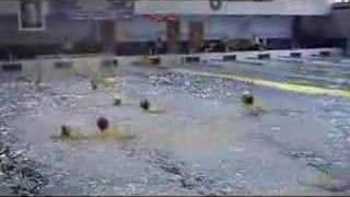 Политехник - МГИУ. 1сет. 2008 (water polo, водное поло)