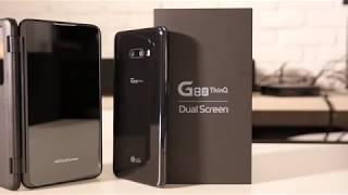 LG G8X ThinQ Dual Screen - co potrafią TRZY EKRANY?