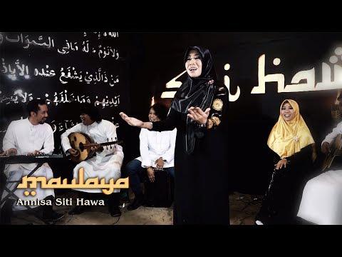Sholawat Akustik I Maulaya By Annisa Siti Hawa