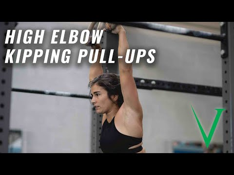 High Elbow Kipping Pull-Up Rings Tutorial | Invictus Gymnastics