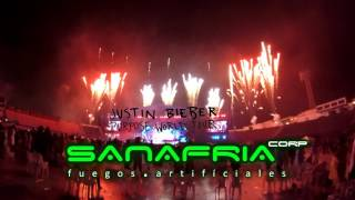 Sanafria Corp   Justin Bieber Tour Purpose 2017