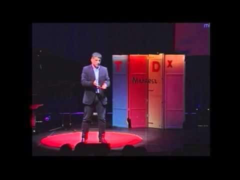 Nous mapes per a nous territoris: Jordi Vilaseca at TEDxManresa