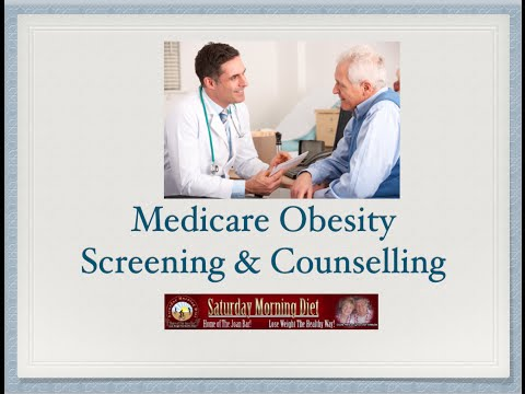 Medicare Obesity Screening & Counseling