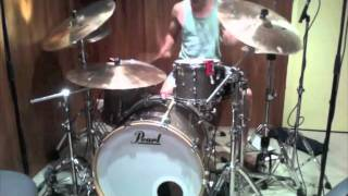 Linkin Park and Jay Z- Dirt Off Your Shoulder/ Lying From You DRUM COVER
