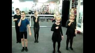 Репетиция. Студия 8-11 лет песня