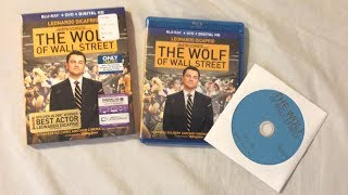 The Wolf of Wall Street : Best Buy Exclusive (2013) - Blu Ray Review and Unboxing