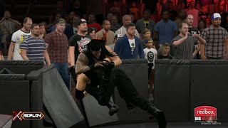 "WWE 2K15 XBOX ONE My Career - ""Facing Roman Reigns CHEESE!"" Episode 36 Walkthrough (XB1/PS4)"