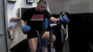 Cain Velasquez UFC 104 Video Blog - Part 1