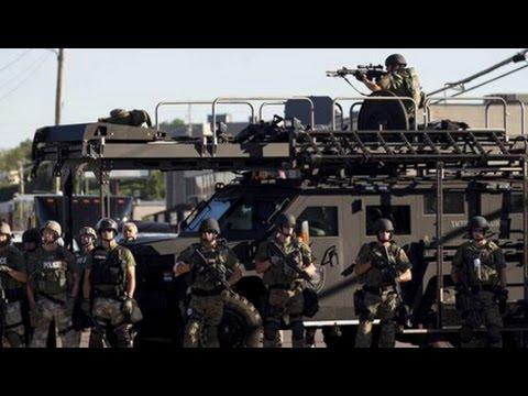 Militarization of Local Police Skyrockets Under Obama