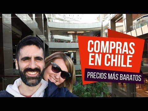 COMPRAS EN CHILE: PRECIO MÁS BARATO | TOUR DE COMPRAS Costanera Center | PRECIO Chile vs Miami 4K