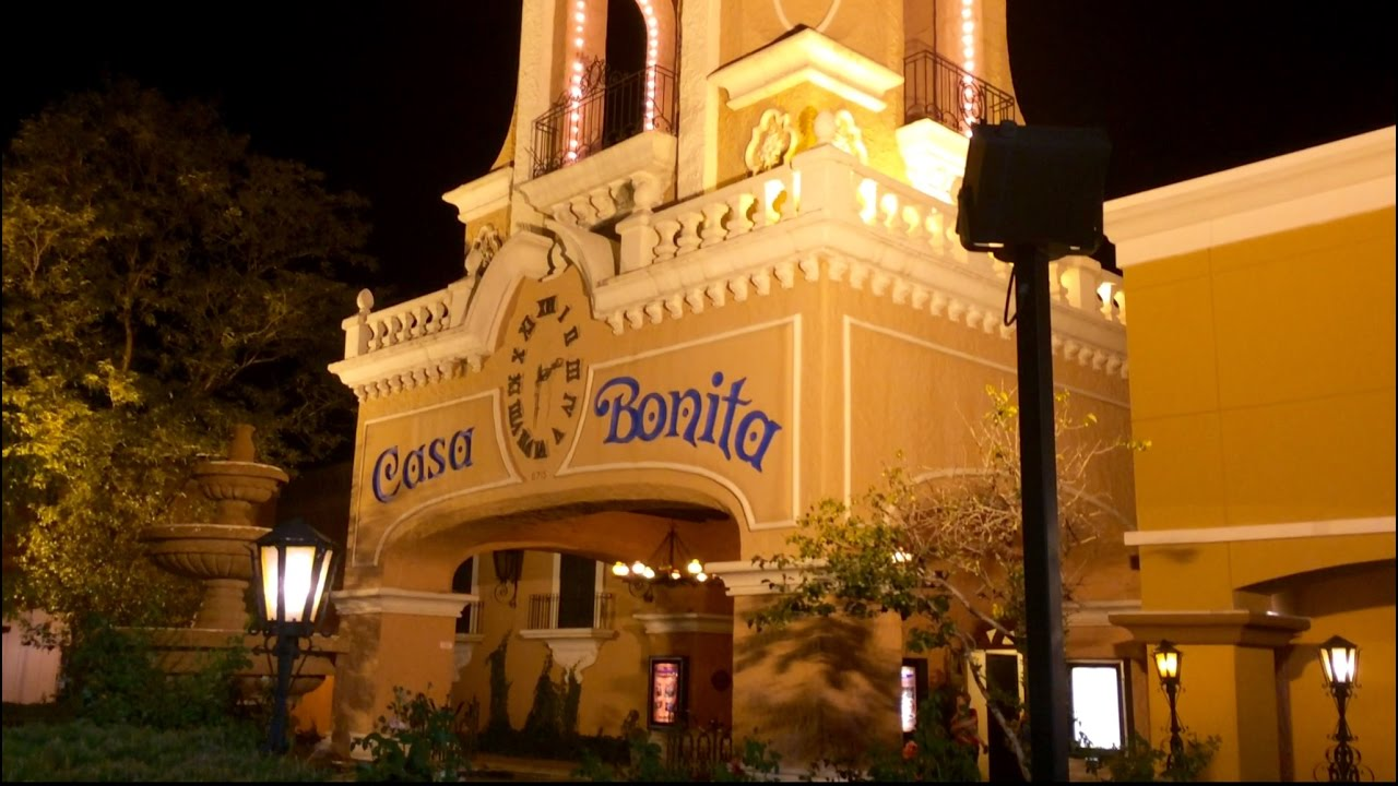 Casa Bonita Restaurant in Denver Colorado  YouTube