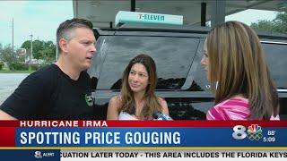 BCB: Price Gouging