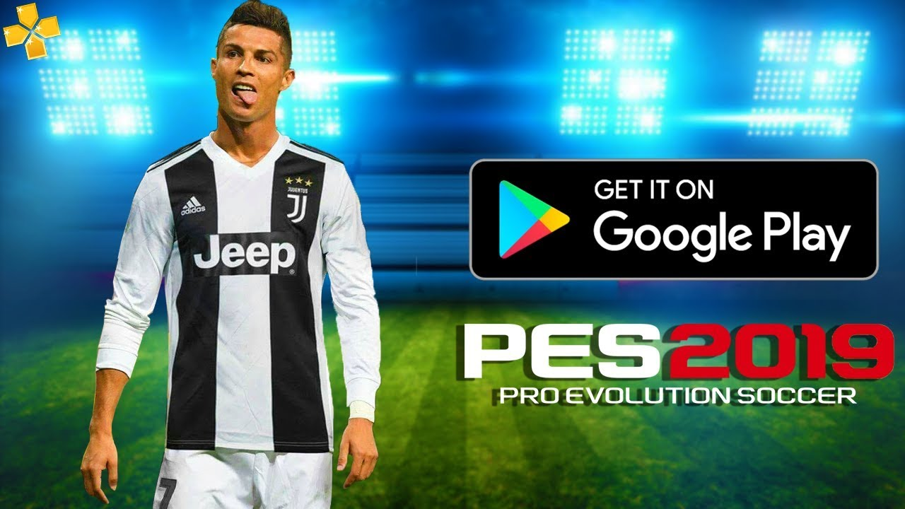 PES 2019 | PPSSPP | CAMERA PS4 | DOWNLOAD | ANDROID 2018 by Success Plays