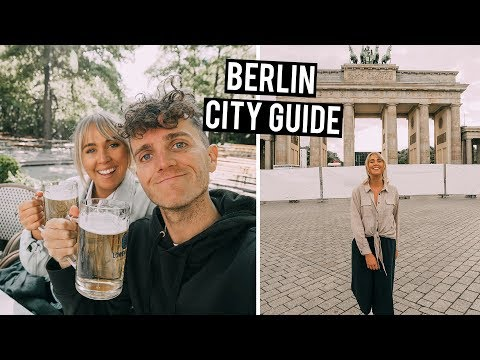Berlin City Guide  Everything to See & Do
