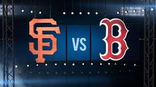 7/20/16: Hanley's three homers, six RBIs lift Red Sox