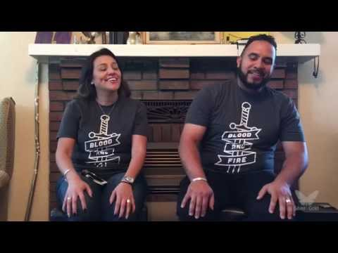 Maggie & Pete Carrasquillo at Destiny House