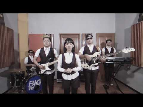 LAGU JADUL BENYAMIN S. SKA COVER | Bigwave - Nonton Bioskop (Official Cover Video)