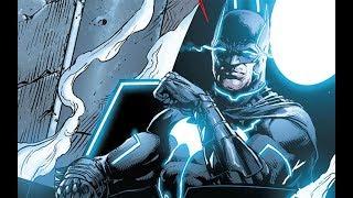当蝙蝠侠成为最强之神,他…