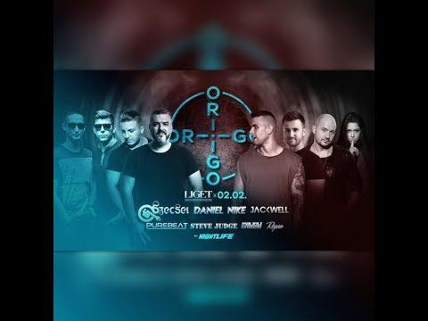 2018.02.02.  Szecsei Live at ORIGO at LIGET Club, Budapest