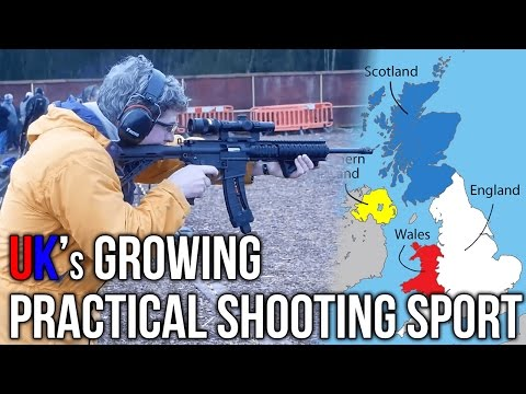 Britain's Growing Practical Shooting Sport