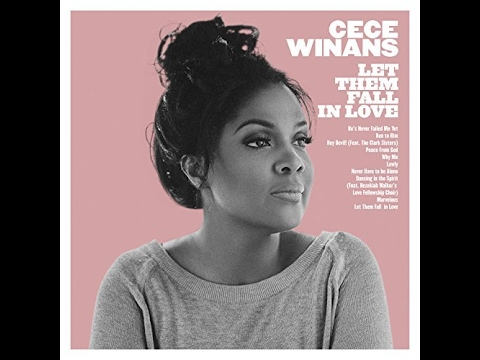 Cece Winans - Peace from God - YouTube