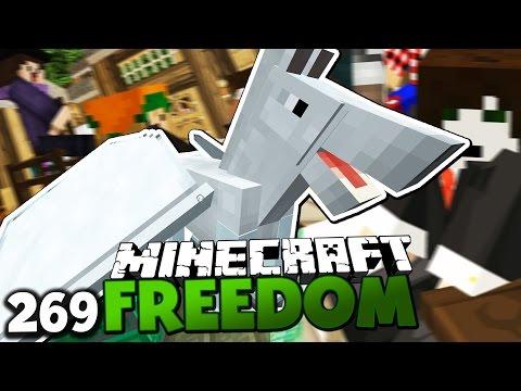 MEIN FLIEGENDES PFERD! & GERICHTSPROZESS GEGEN GLP! ✪ Minecraft FREEDOM #269 [Deutsch] | PALUTEN