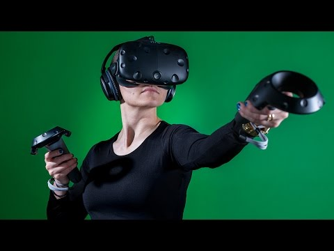 HTC Vive VR review