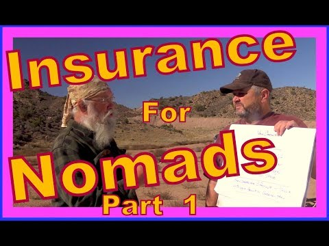 Insurance For Nomads - Part 1