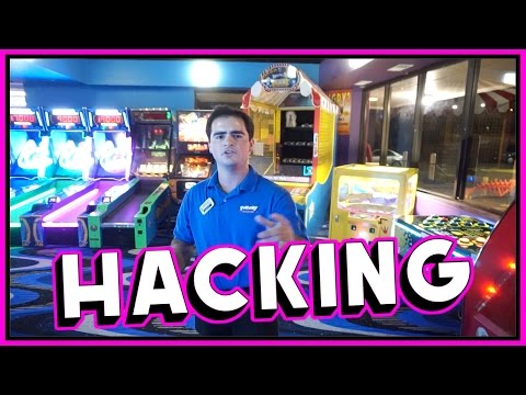 HACKING ARCADE MACHINES