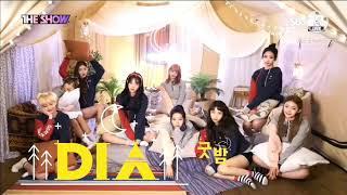 DIA(다이아)-굿밤(Good Night) 교차편집(StageM Mix)