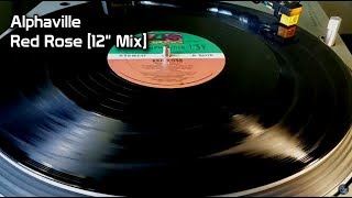 Alphaville - Red Rose [12 Mix] (1986)