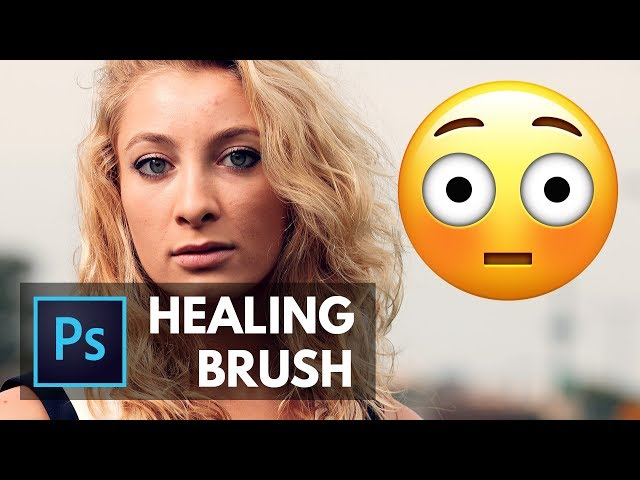 Here's a 5-Minute Intro to Photoshop's Healing Brush