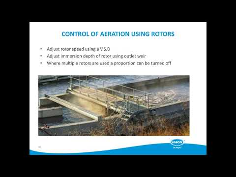 Control of Oxidation Ditches in Wastewater Treatment Works