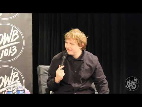 Zach Dillon - WATCH: Zach Dillon chats with Lewis Capaldi in the KDWB Skyroom