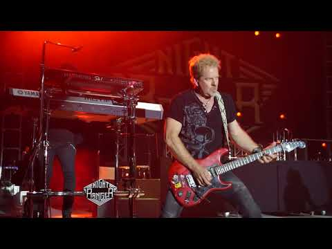 Night Ranger - When You Close Your Eyes + Don't Tell Me You Love Me