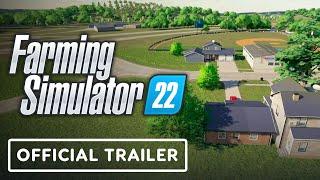 Farming Simulator 22 - Official Elmcreek Map Trailer